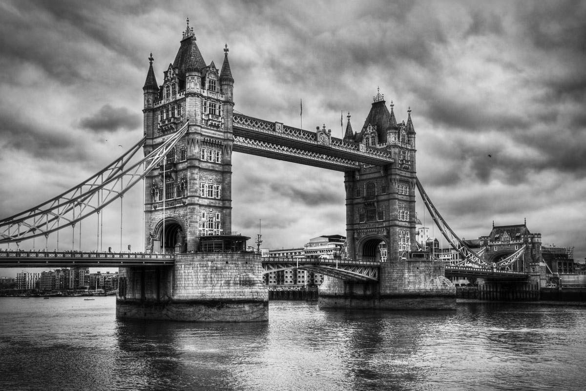 Retro Tower Bridge