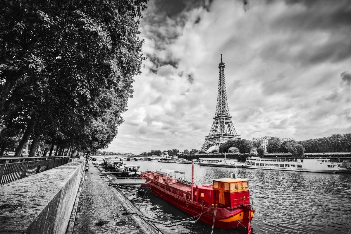 Eiffelturm Seine