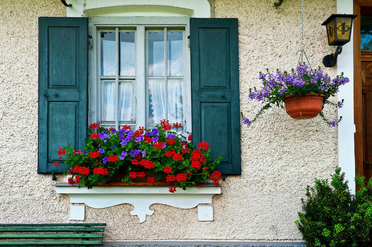 Bayerisches Fenster