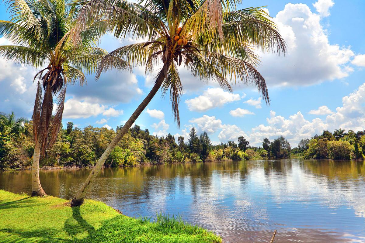 Kubanische Landschaft