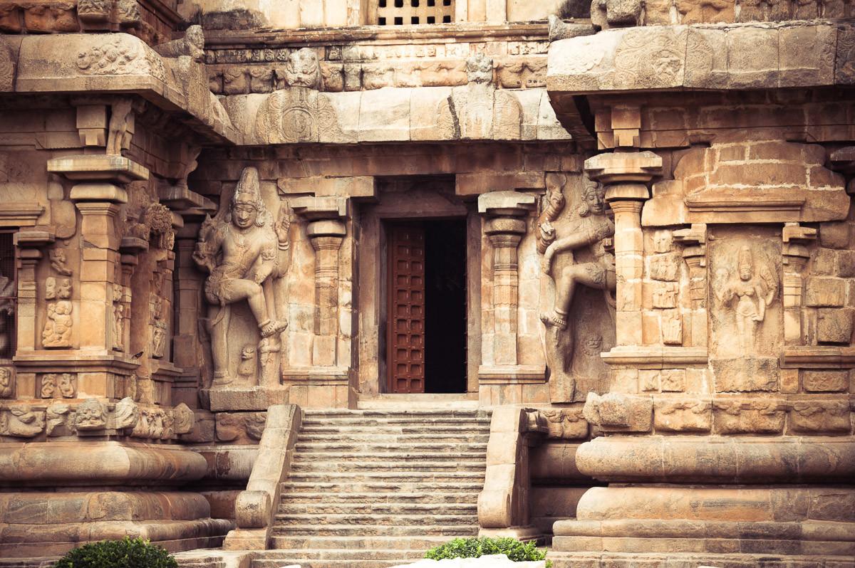 Gangaikonda Cholapuram Tempel