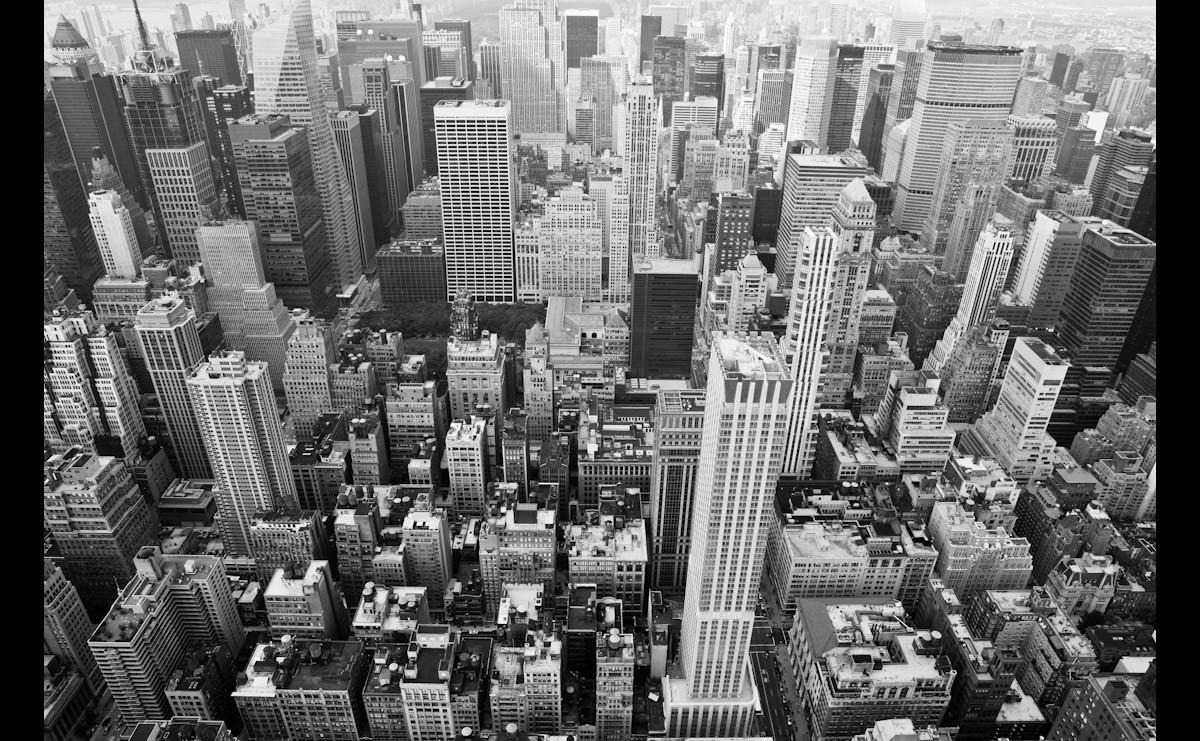 Manhattan Stadtbild
