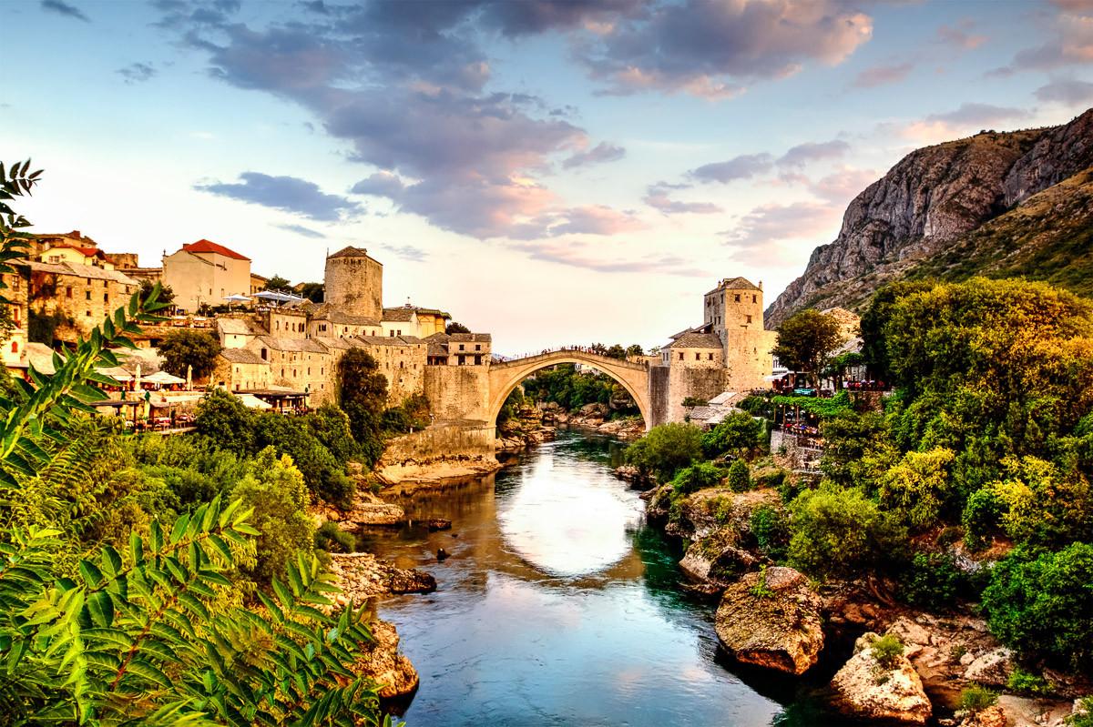 Mostar Alte Brücke