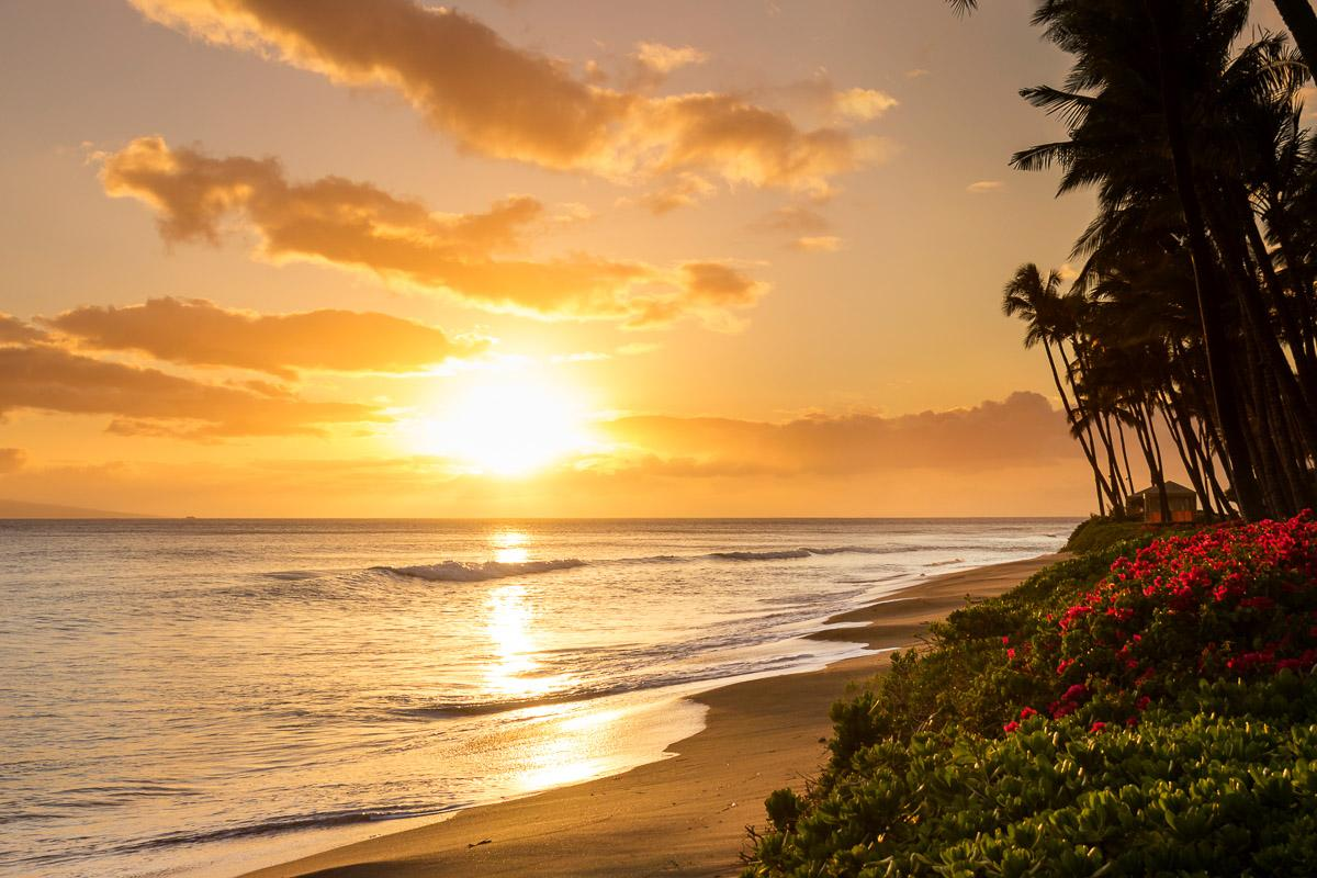 Kaanapali Beach Hawaii