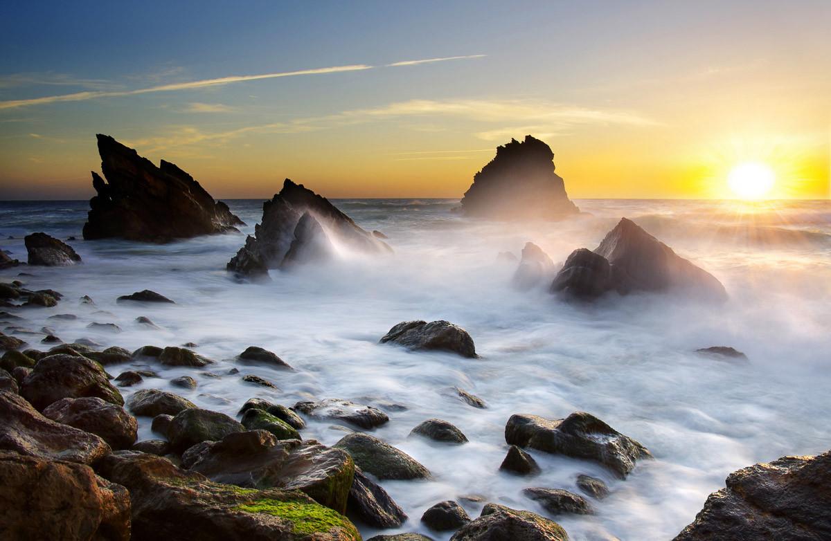 Adraga Beach Portugal