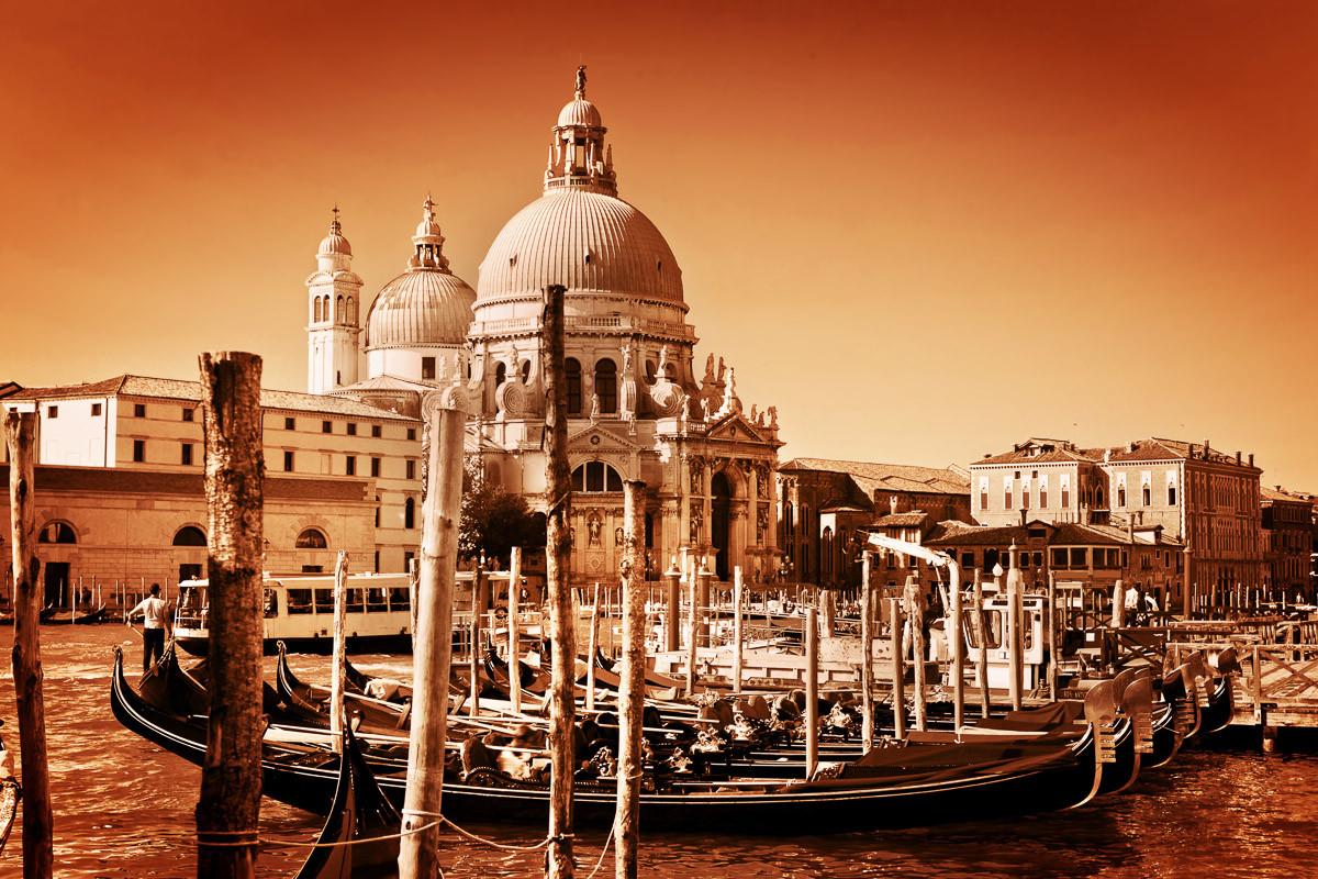 Retro Venedig