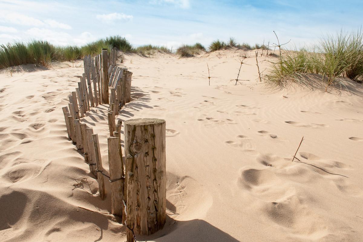 Dünen Sandy Beach