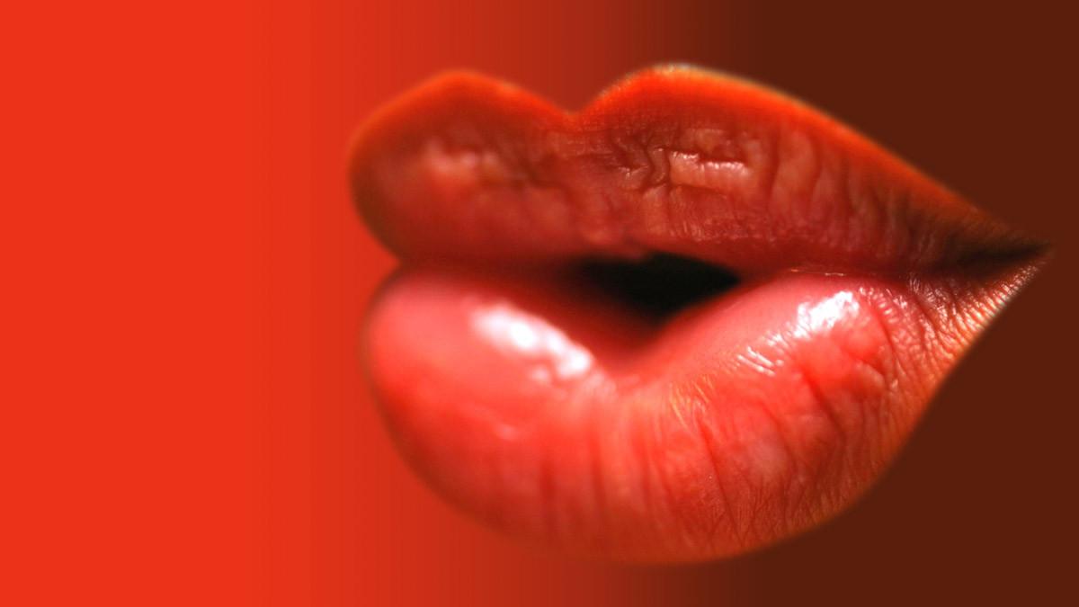 Heiße Lippen