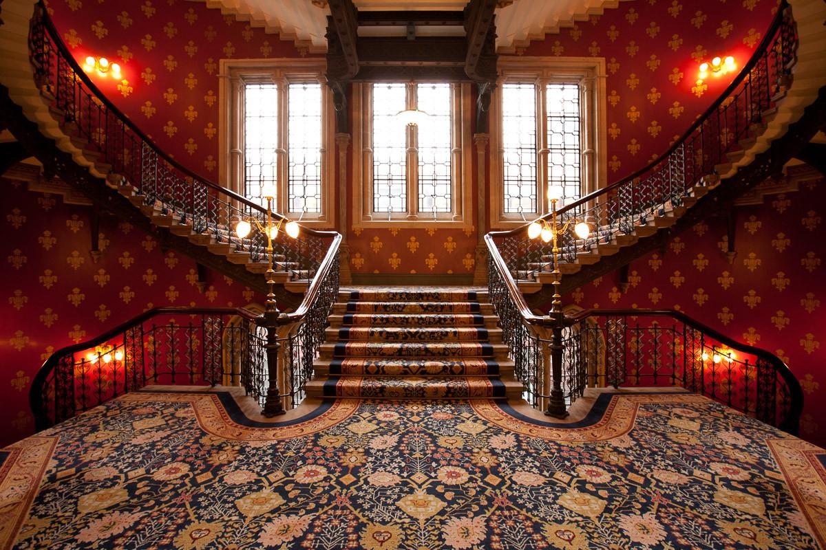 Klassische Treppen