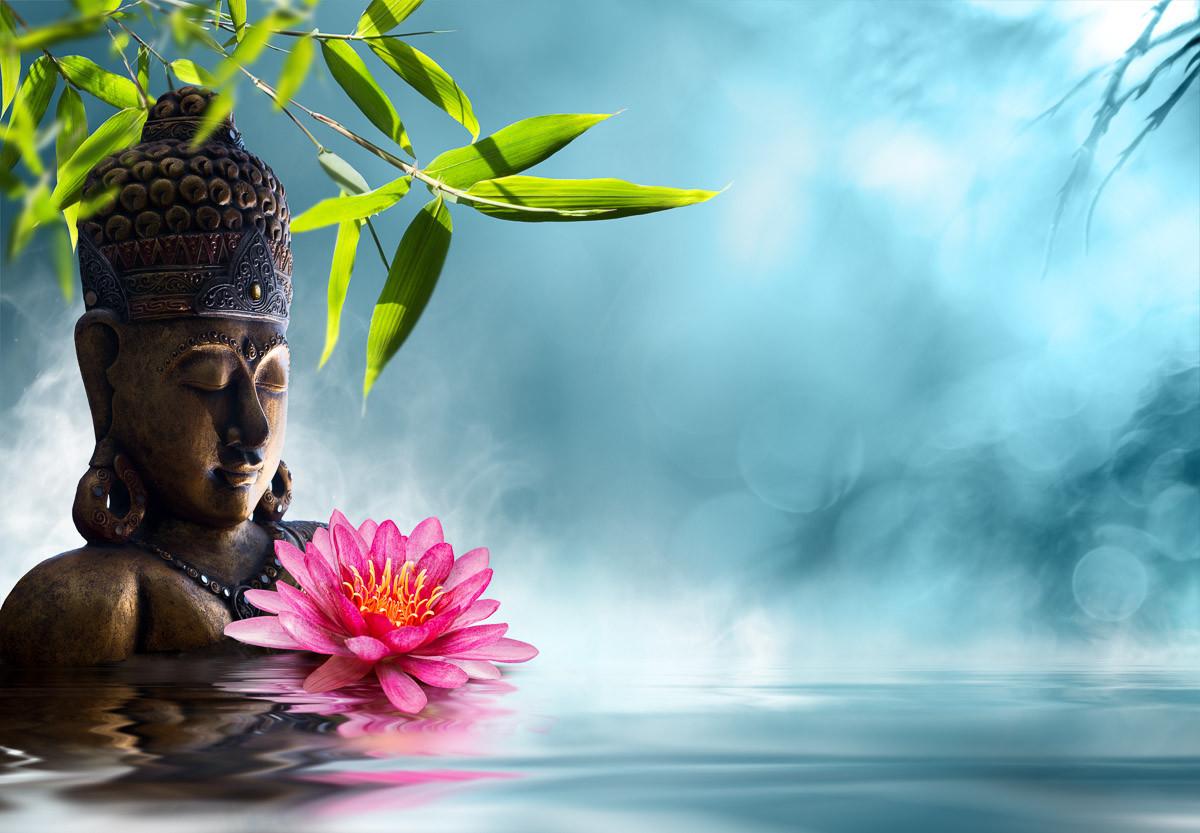 Buddha in Meditation.