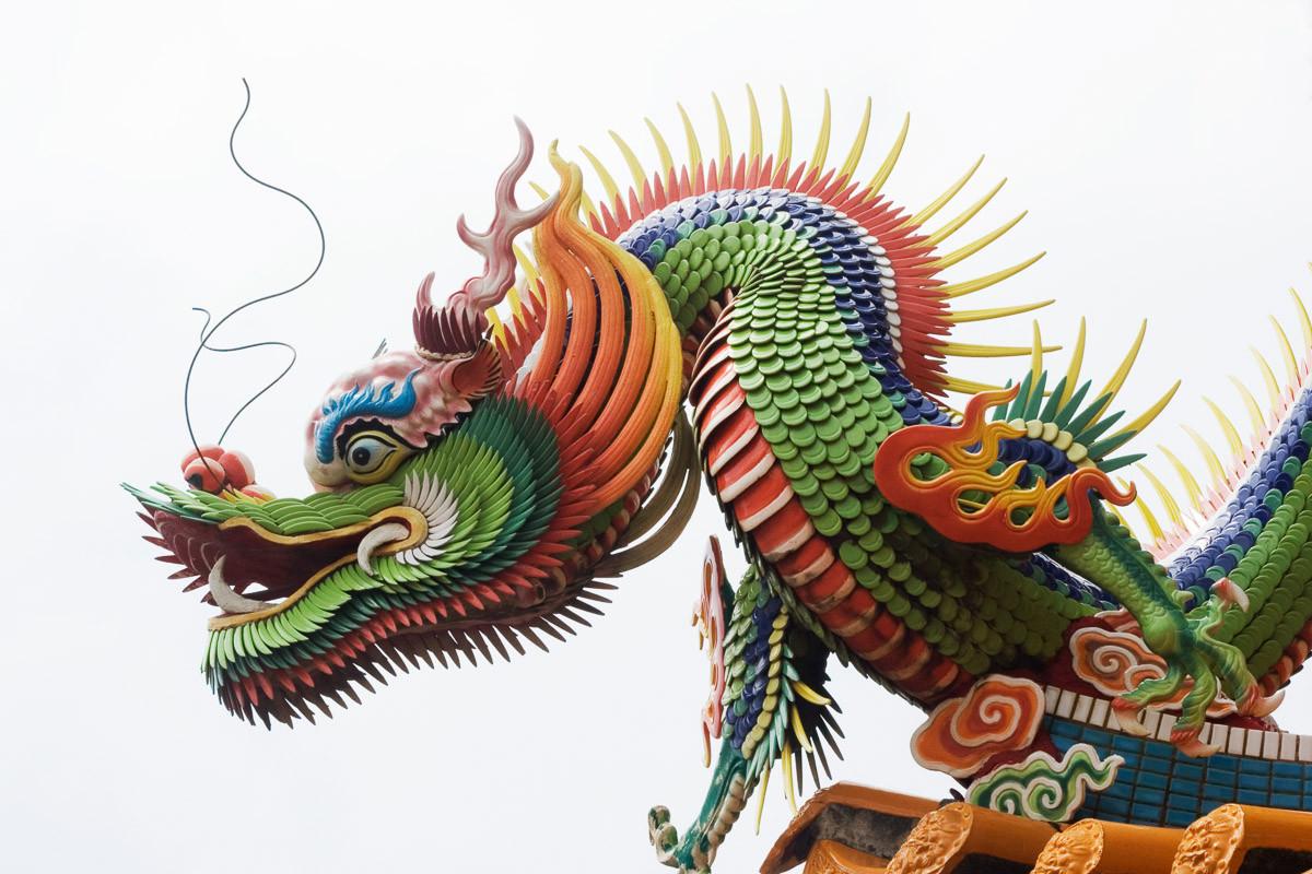 Chinesischer Drache
