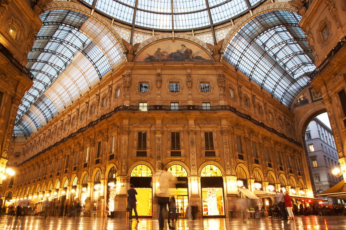 Galerie Interieur Mailand