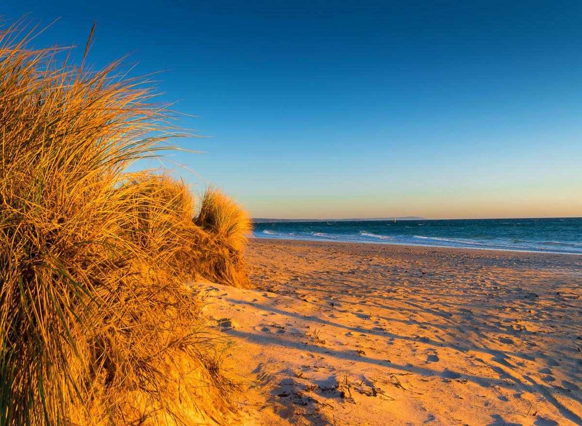 Dünen Chelsea Beach Australien