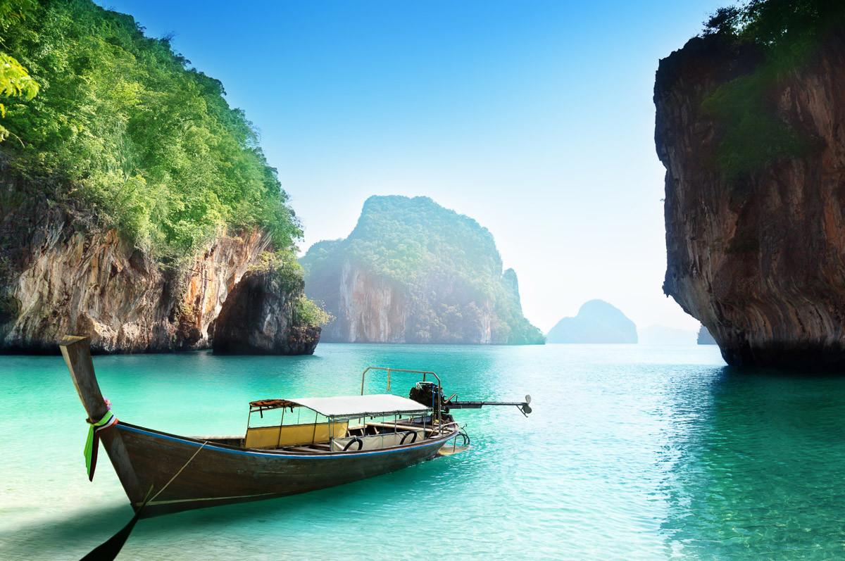 Inselstrand Thailand