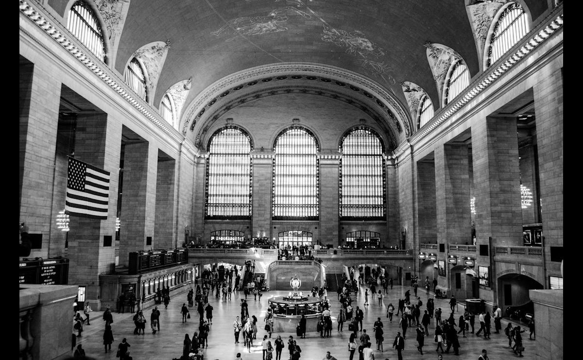 Hauptbahnhof New York