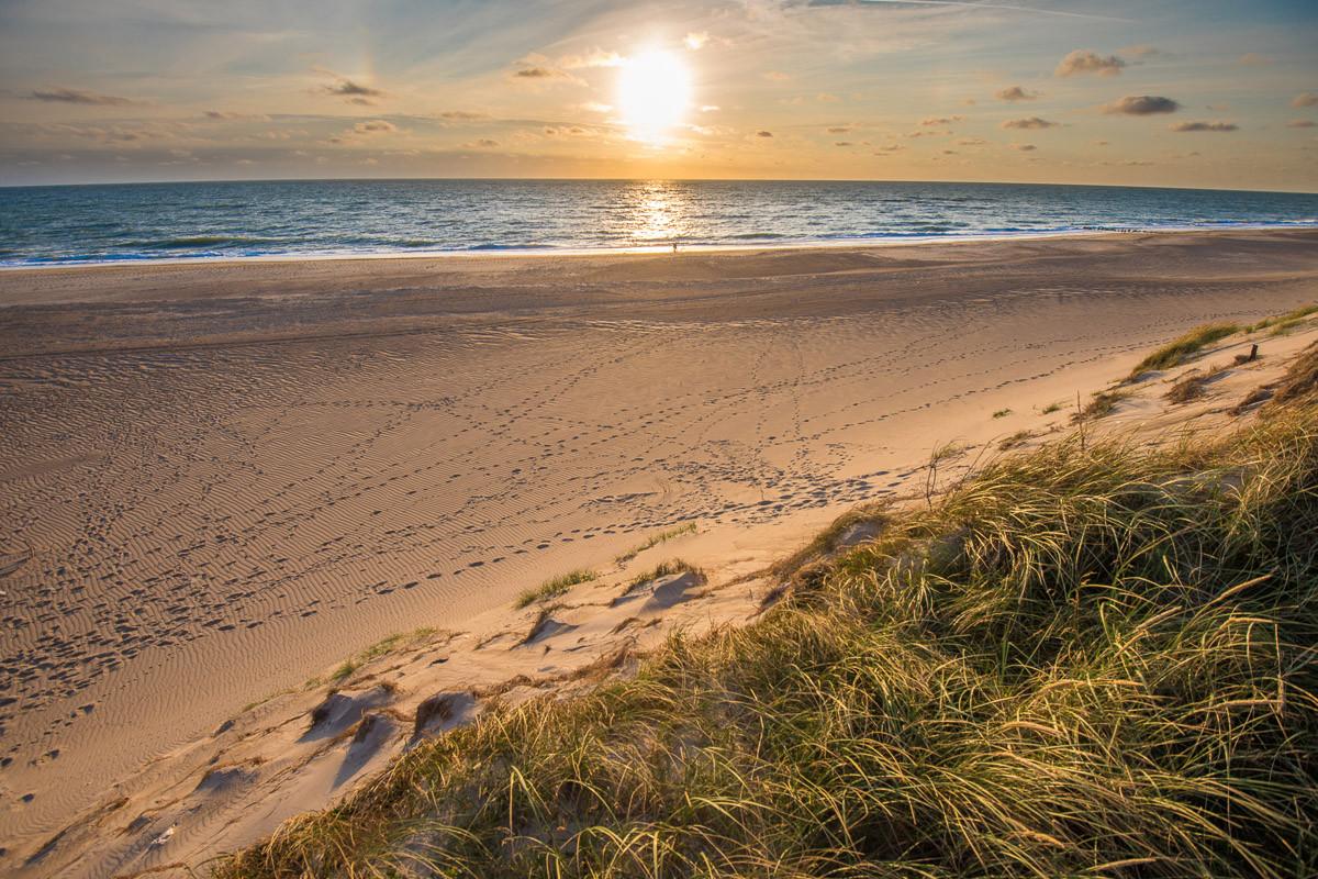 Dunes Beach Jütland