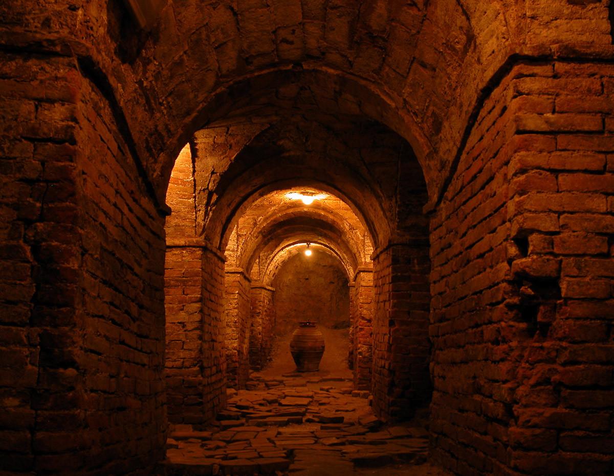 Mittelalterlicher Keller