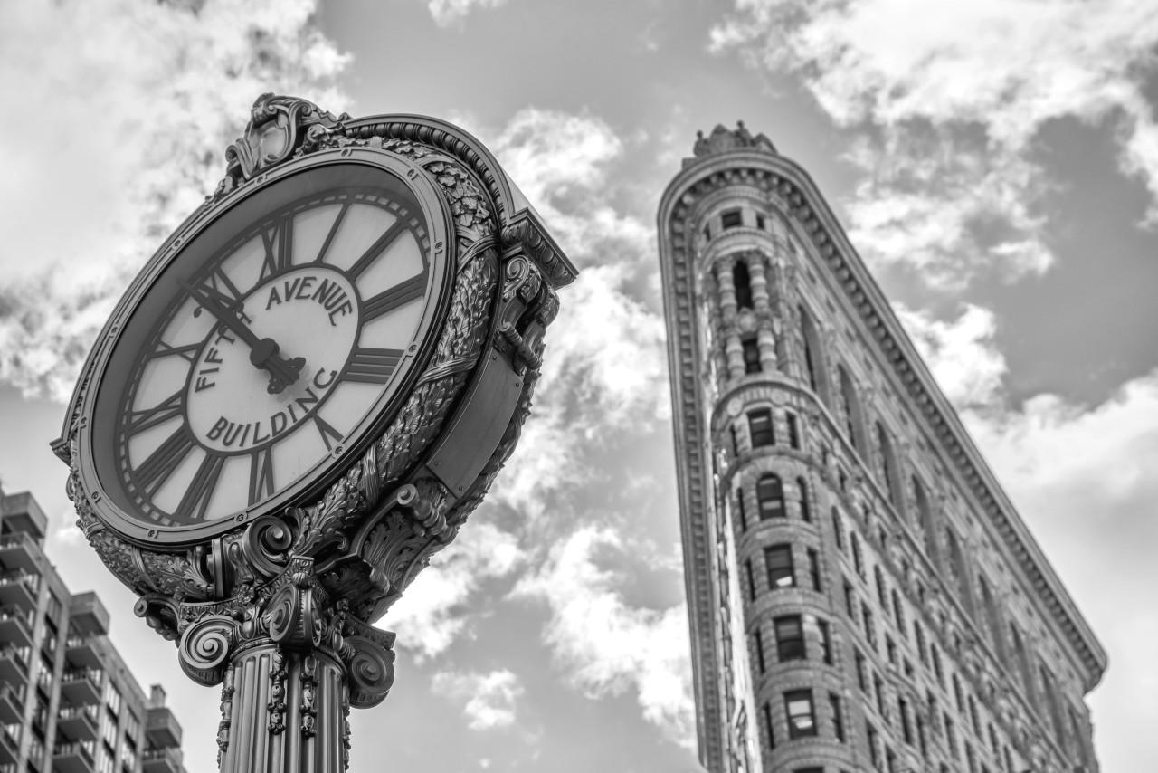 New York Schwarz & Weiß