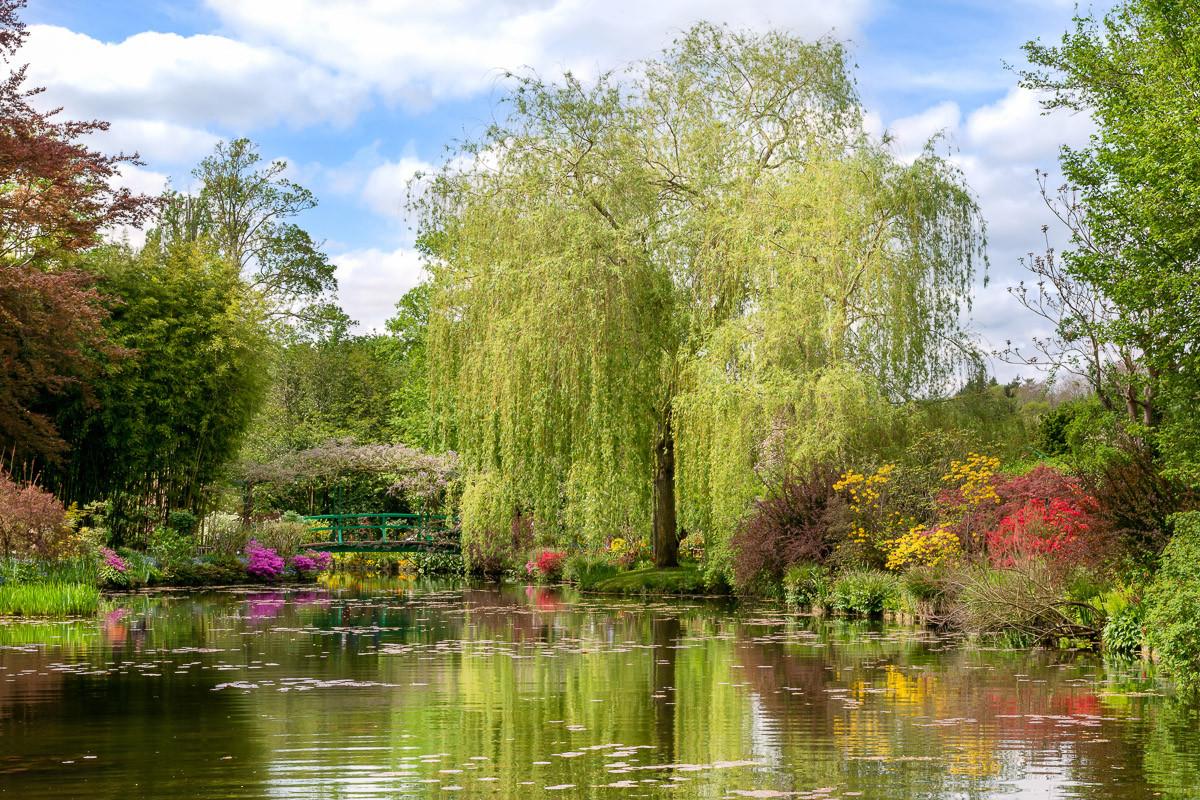 Monets Garten