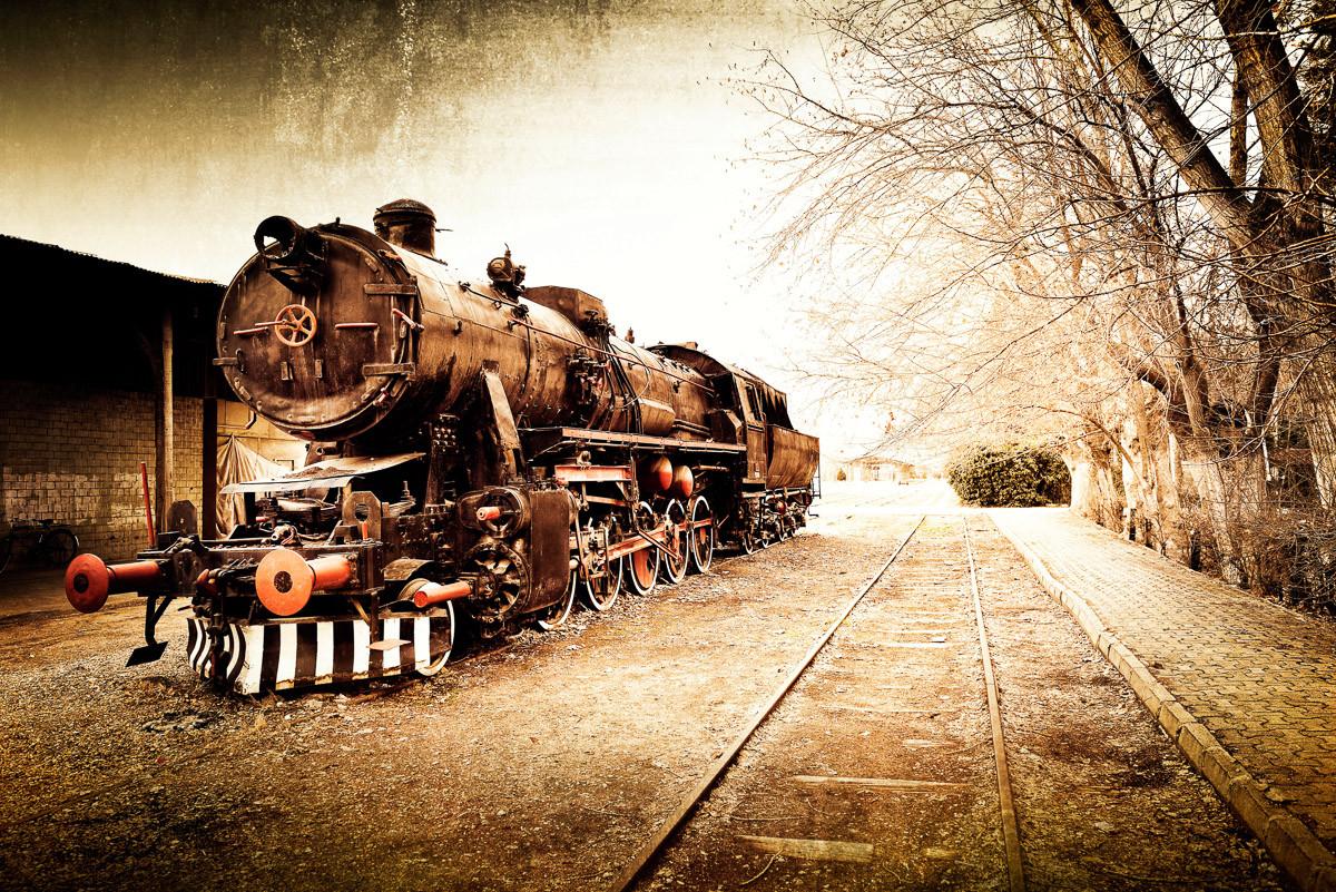 Retro Vintage Zug