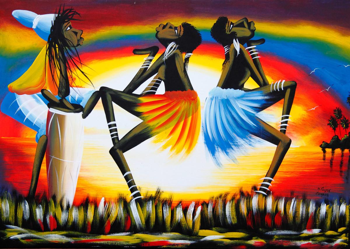 Kultureller Tanz