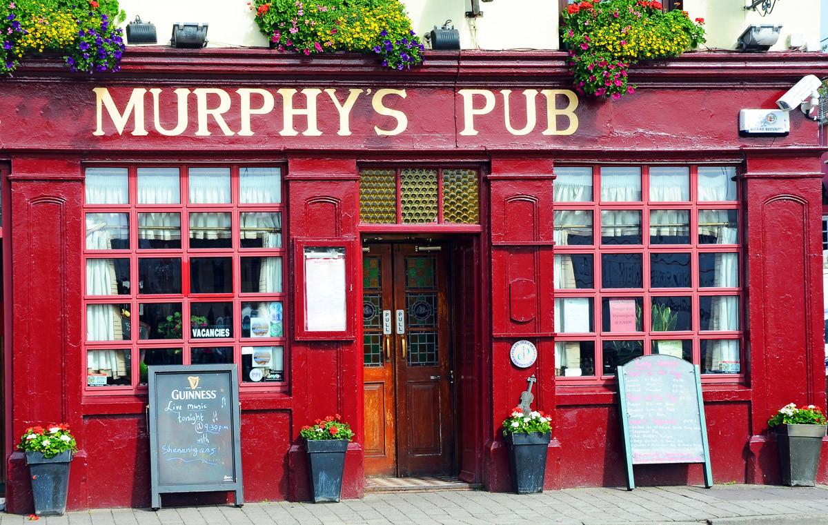 Murphys Pub Dingle Bay