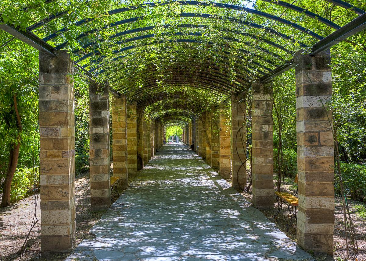 Garten von Athen