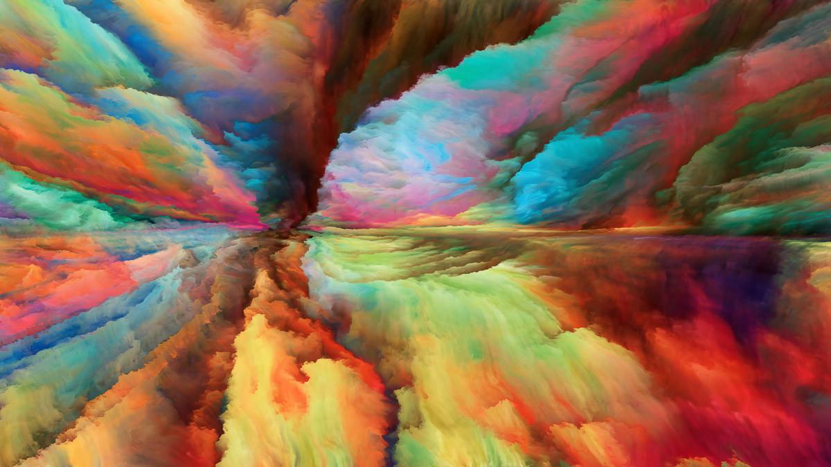 Abstraktes Universum