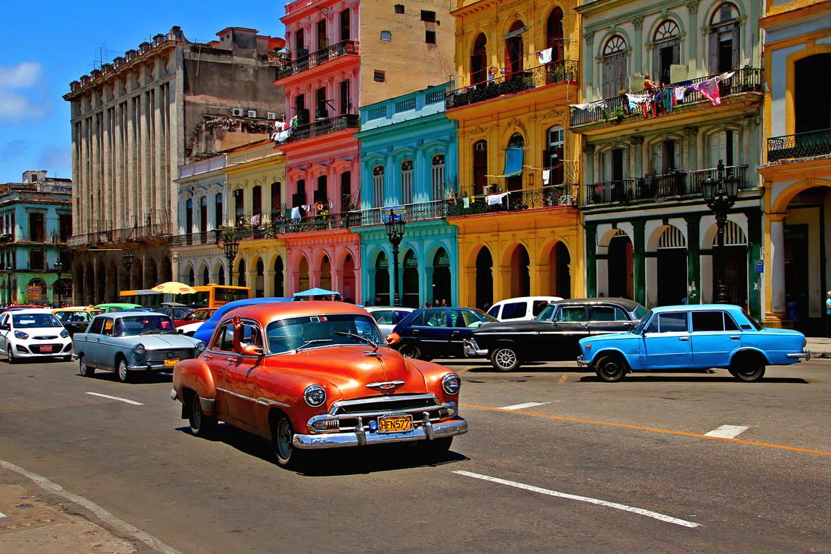 Oldstimer Havanna