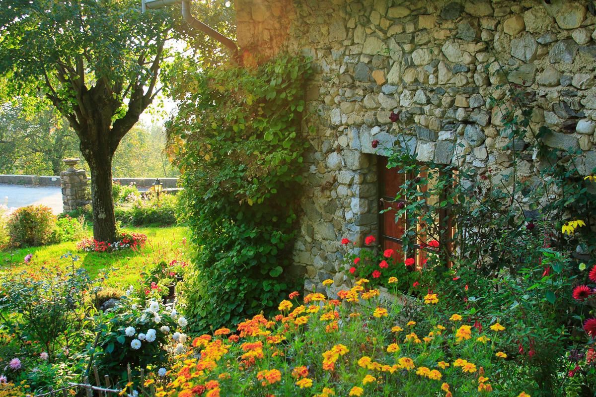 Französisches Landhaus