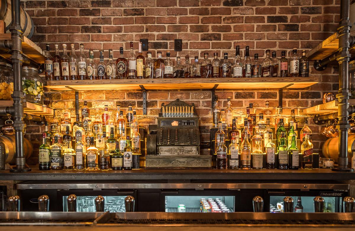 Vintage Prohibition Bar