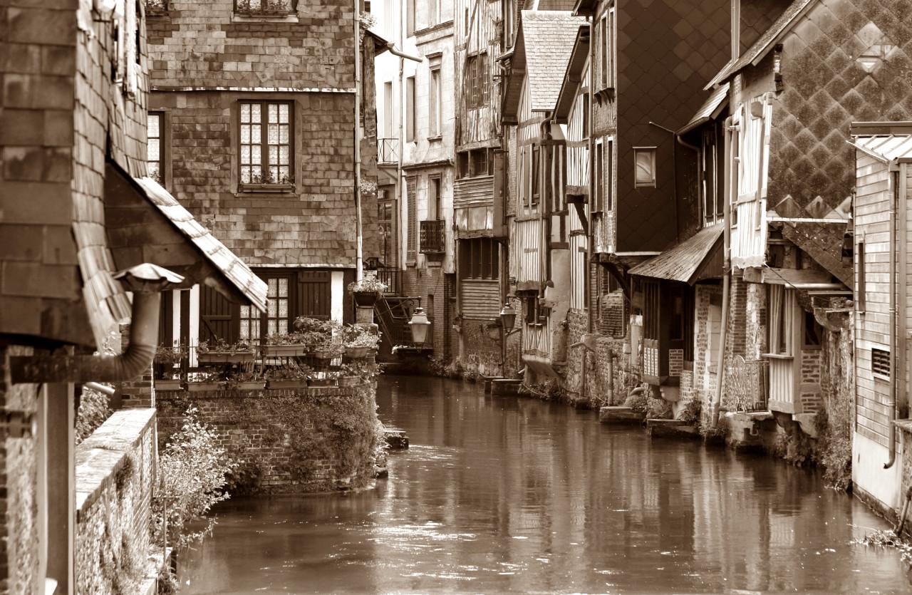 Venedig Sepia