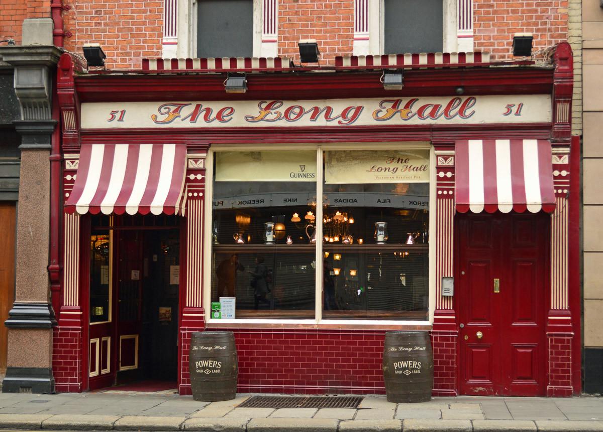 The Long Hall Pub