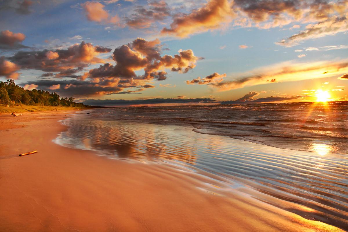 Lake Huron Dunes