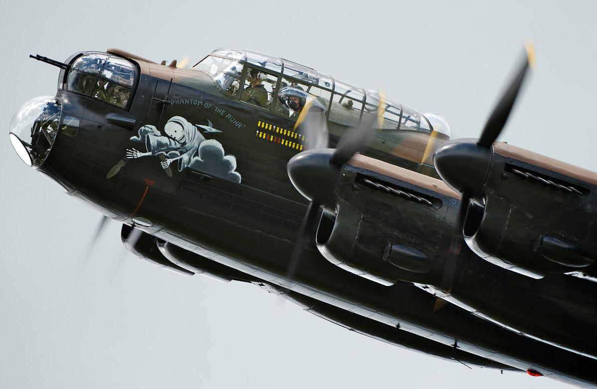Lancaster BBMF Bomber
