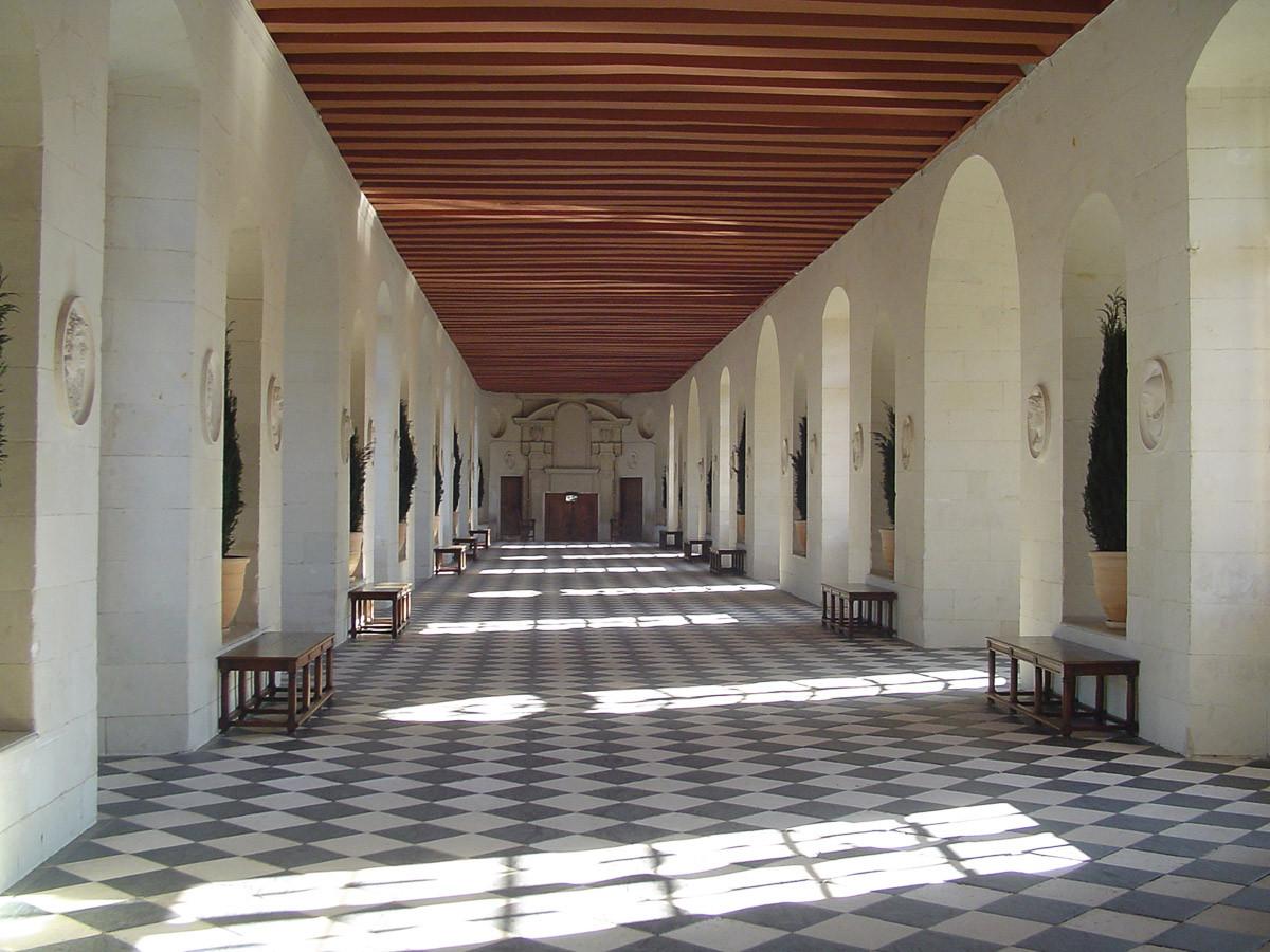 Chenonceau Schloss