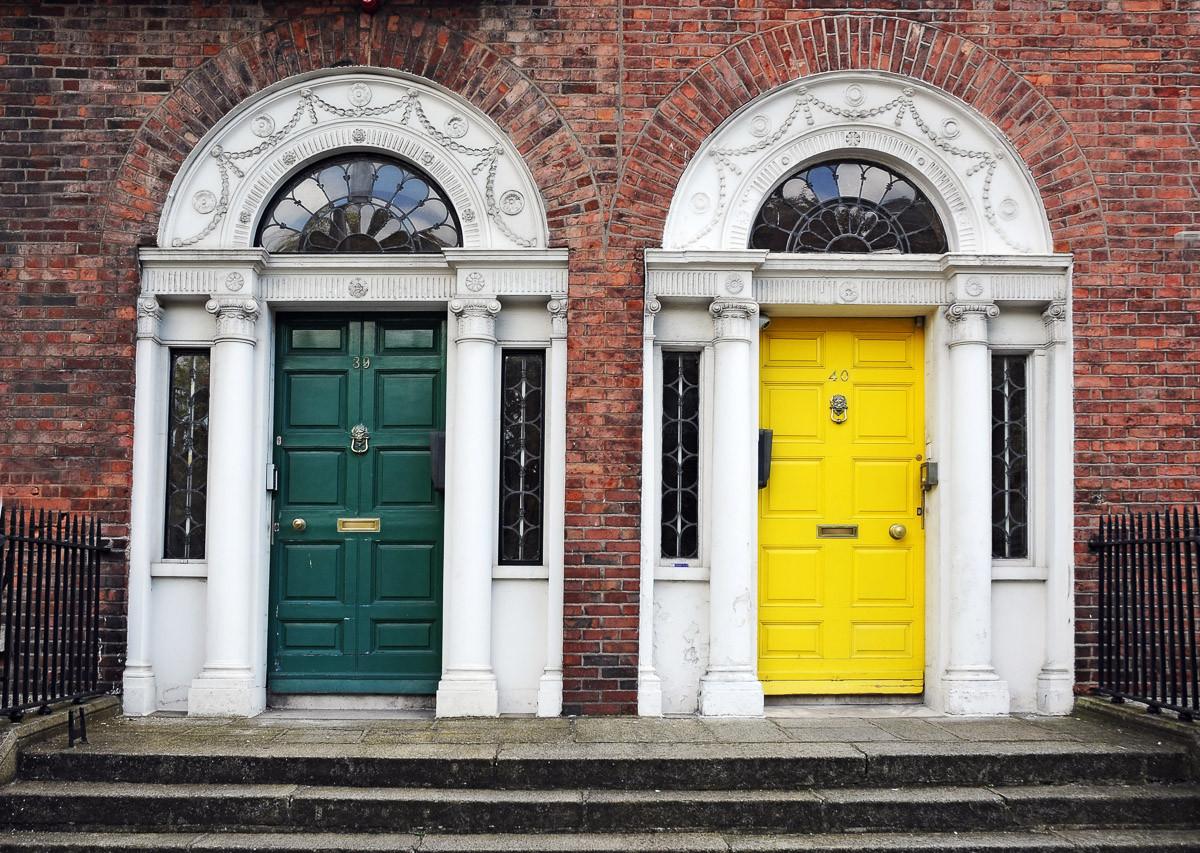 Dublin Türen