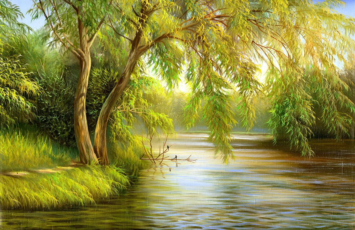 Summer Wood Lake
