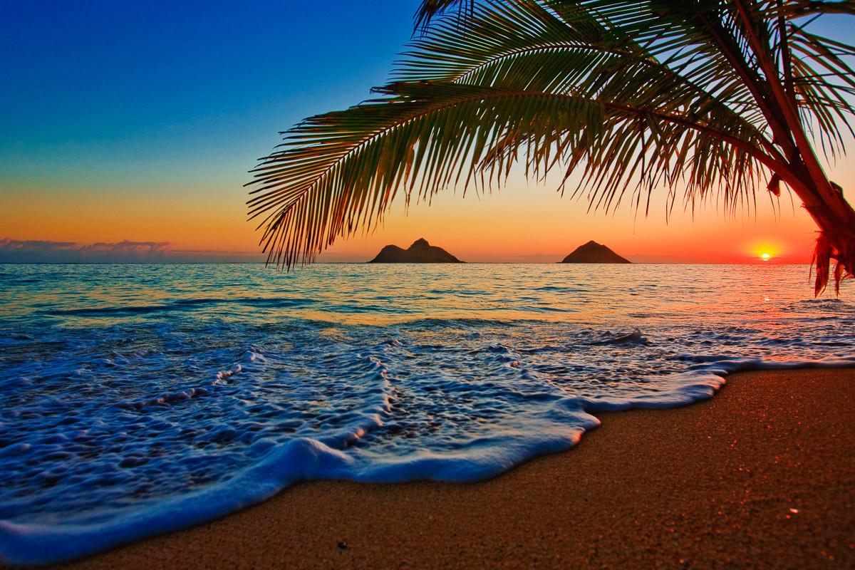 Lanikai Beach Hawaii