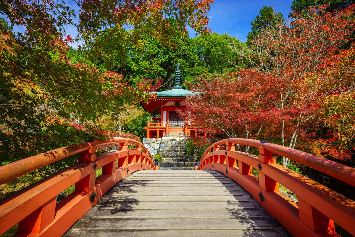 Daigoji Tempel Kyoto