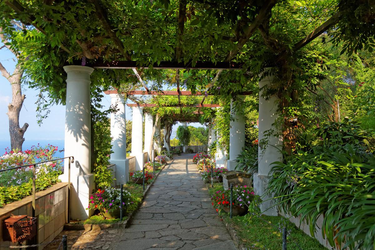 Pergola Villa St Michele