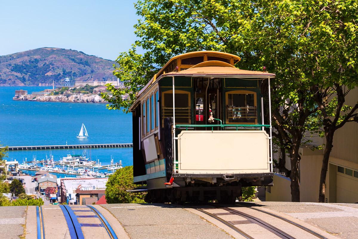 Seilbahn San Francisco