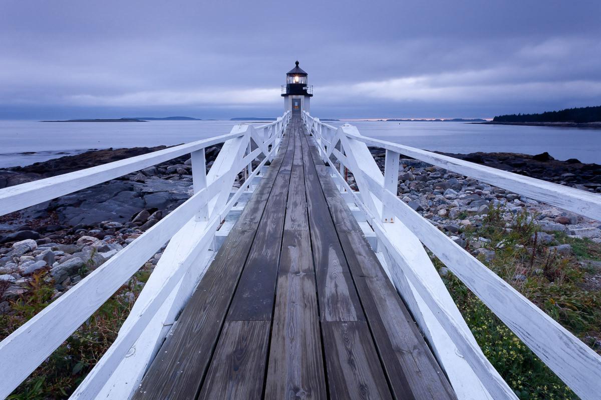 Marshall Point Leuchtturm