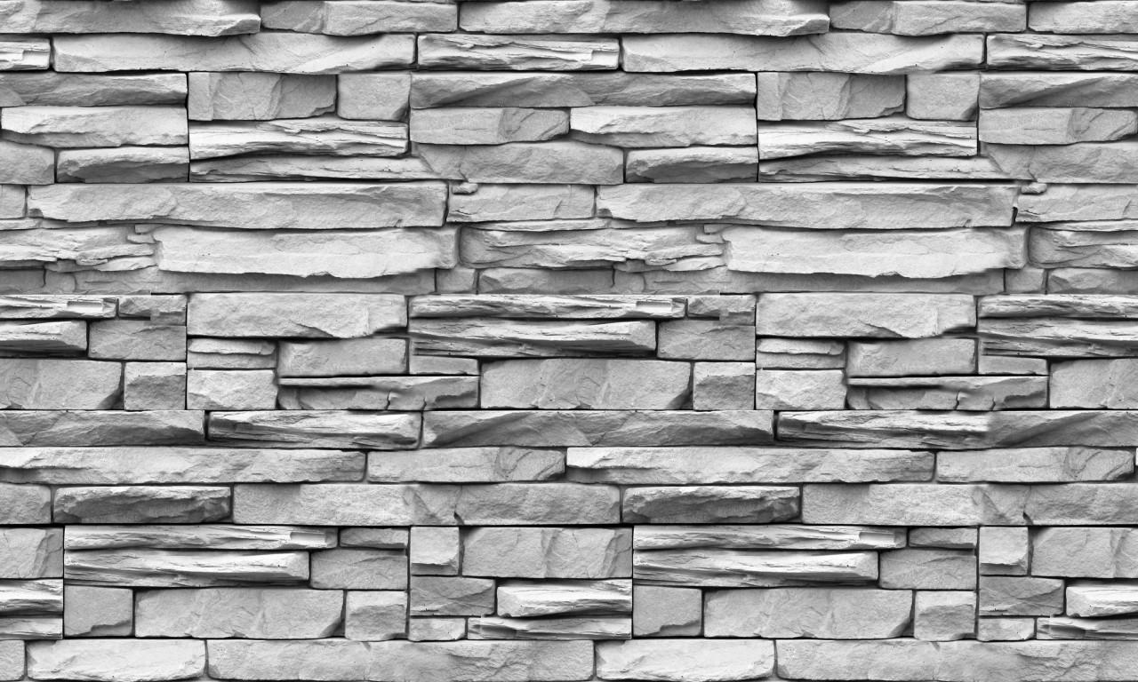 Wand Schwarz & Weiß