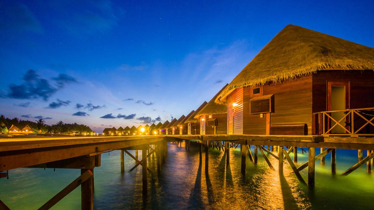 Maledive Bungalows