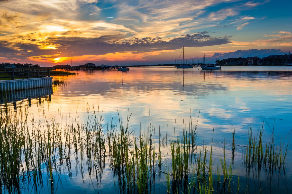 Torheit Strand South Carolina