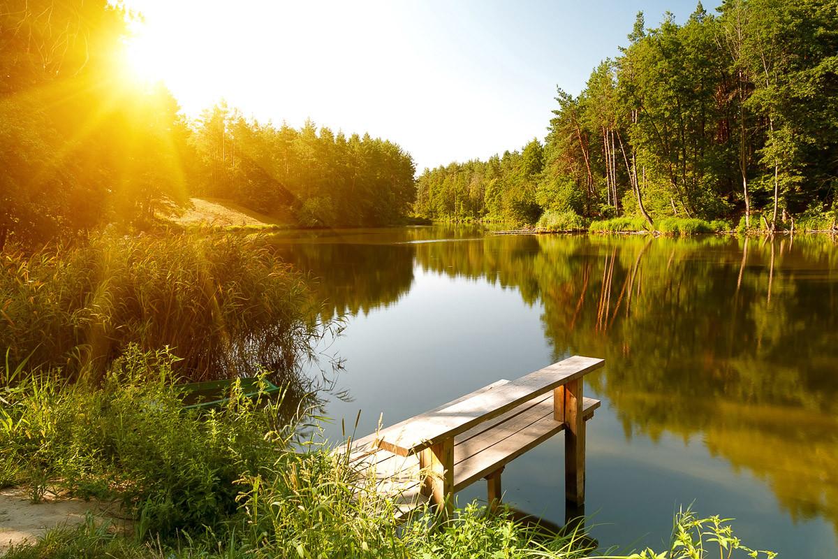 Sommerwaldsee