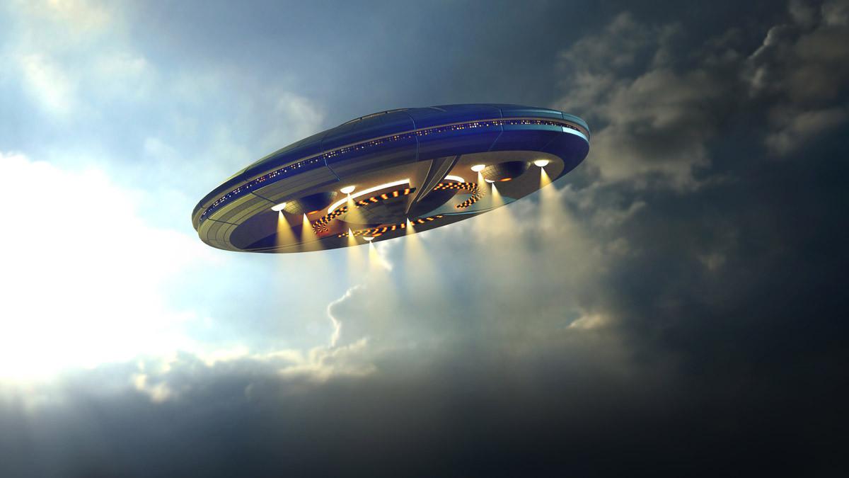 Außerirdisches UFO