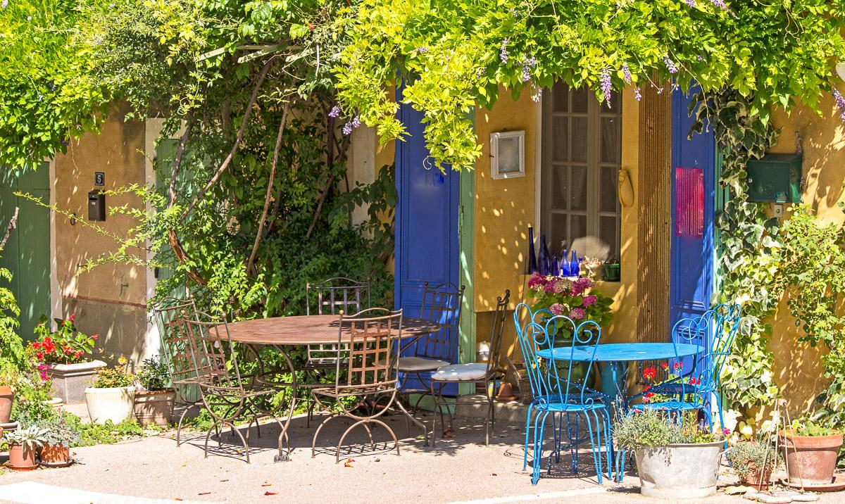 Provence Cafe Shop