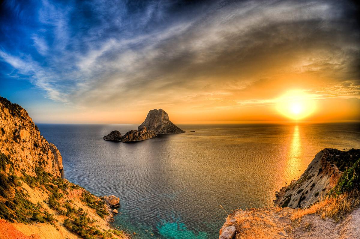 Insel Es Vedrá Ibiza